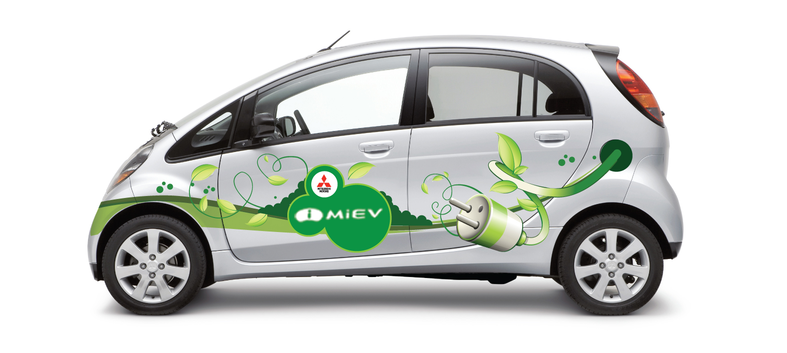 Design and branding for vehicle wraps for launch of the new Mitsubishi ...